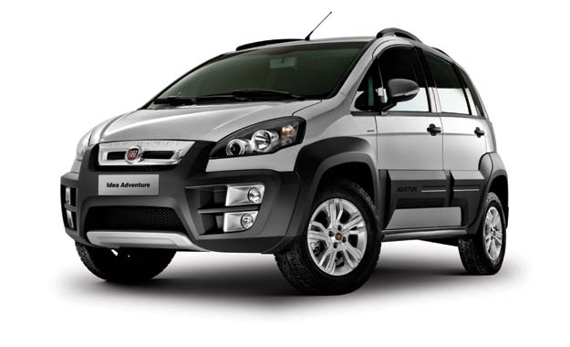 2013 fiat idea adventure colombia brasil mexico argentina for Precio fiat idea attractive 2013