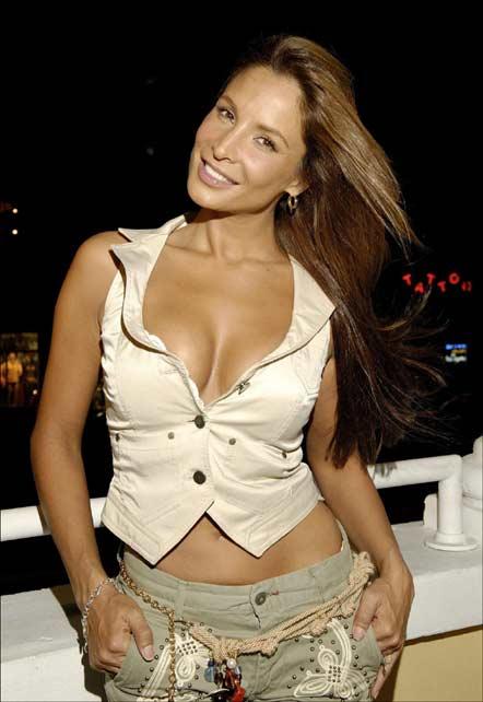 Lorena Rojas Bikini