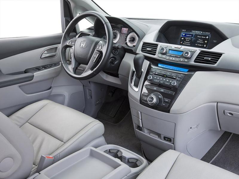 Los mejores interiores de autos for 2007 honda odyssey interior