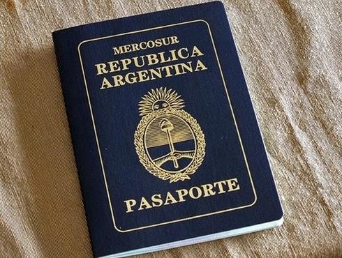Resultado de imagen para El pasaporte argentino