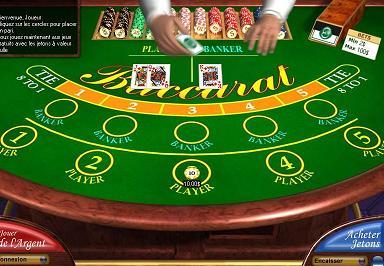 Juegos de casino gratis Baccarat