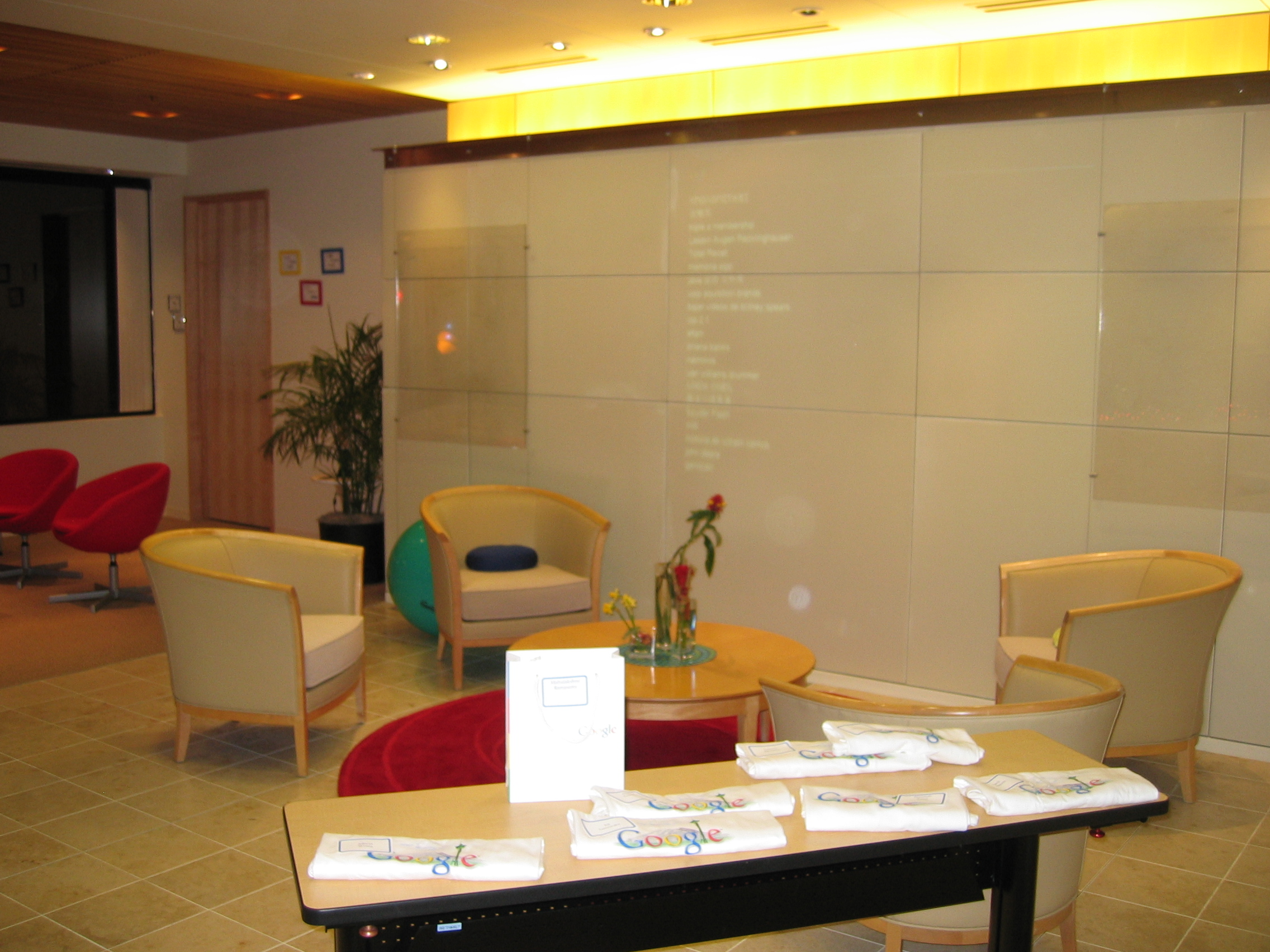 Fotos de las oficinas de google for Google argentina oficinas