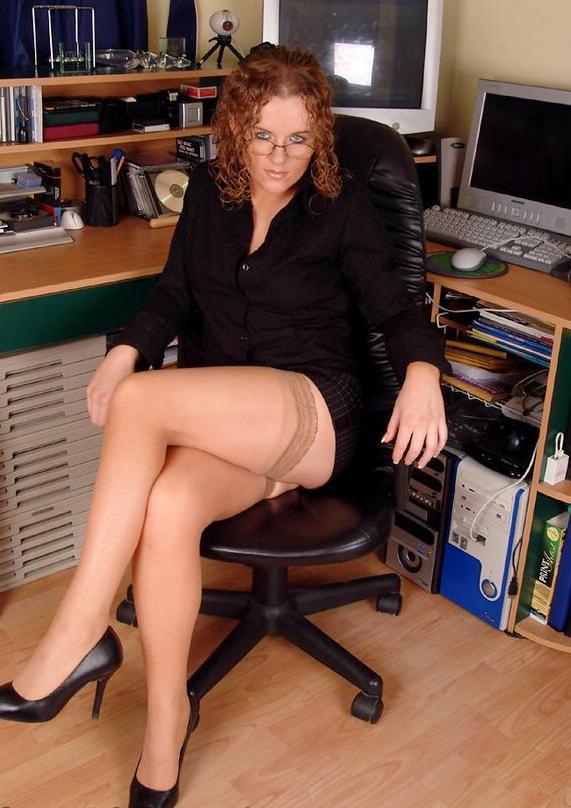 Ricas piernas de una gorda - 2 10