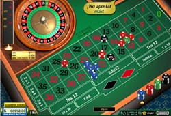 Juegos de casino gratis Ruleta