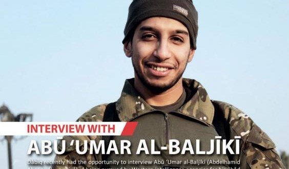 Confirman la muerte de Abdelhamid Abaaoud, autor intelectual de los atentados