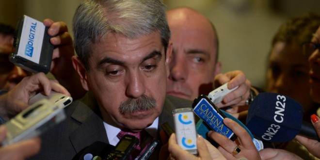 Aníbal Fernández: Las decisiones del Banco Central son para ordenar las expectativas