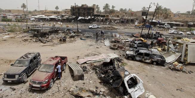 Atentado del Estado Islámico en Irak: 120 muertos y 130 heridos