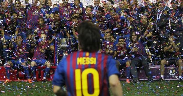 Barcelona ganó Copa del Rey