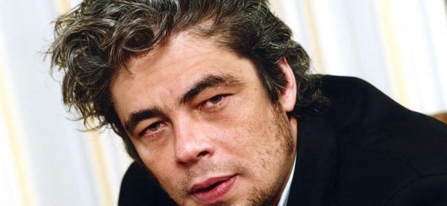 """Benicio del Toro fue declarado """"muerto"""" en las redes sociales"""