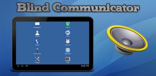 Blind Communicator, la aplicación que ayuda a invidentes a usar tablets y celulares