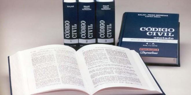 Congreso de actualización del Código Civil y Comercial
