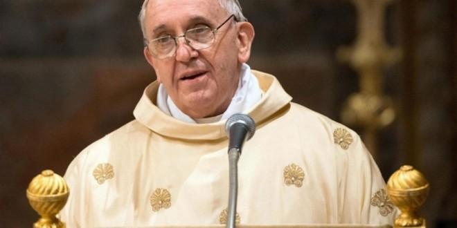 """El Papa Francisco pidió """"diálogo sincero"""" para distribuir riqueza"""