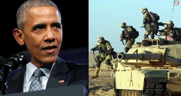 Estados Unidos envía tropas a Siria