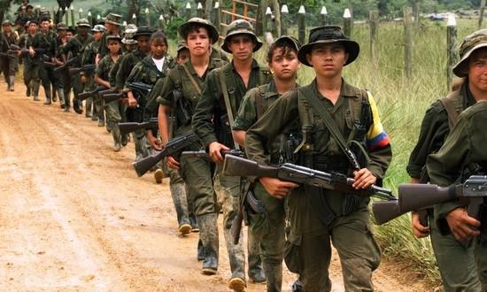 Las FARC dejarán las armas cuando haya paz