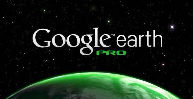 Google Earth Pro ya es gratuito