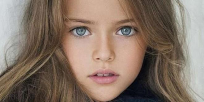 Kristina Pimenova ,  la más linda del mundo