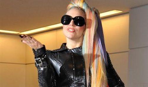 Lady Gaga, una sensual sirenita deslumbró Grecia