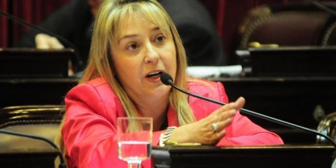Liliana Negre de Alonso es la vice de Rodríguez Saá