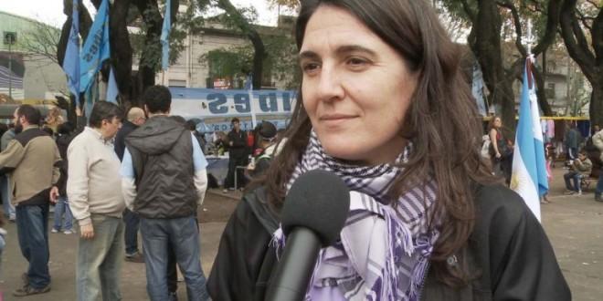 """María Cecilia Rodríguez """" """"Hay jueces que no entienden cuál es la situación de víctimas"""""""