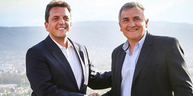 """Gerardo Morales: """"Massa será presidente y yo, gobernador"""""""