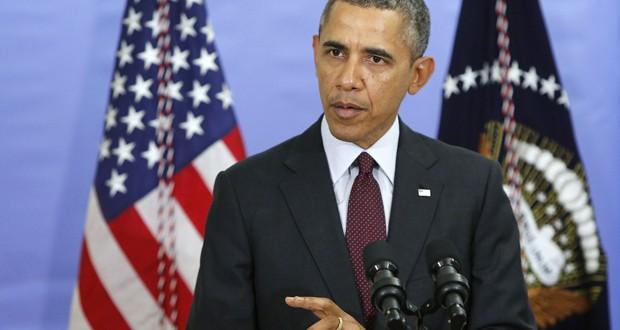 """Obama pide a G7 enfrentar """"agresión rusa en Ucrania"""""""