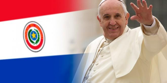Prohíben carteles sobre aborto y gays en la visita del Papa a Paraguay