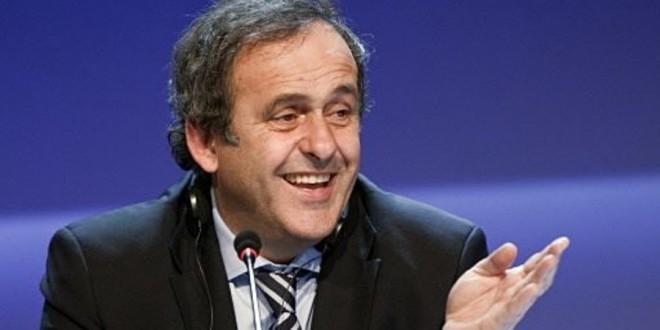 Platini será candidato a presidente de la FIFA