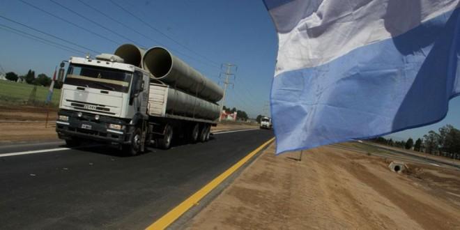 Restricción al tránsito de camiones por fin de semana largo de Semana Santa