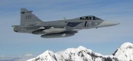 Argentina quiere comprar 24 cazas Saab Gripen