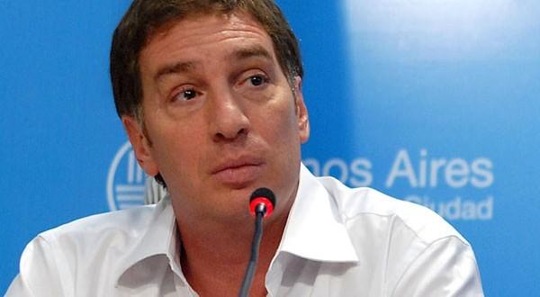 """Santilli: """"La gente siente que la muerte del fiscal Nisman no se va a resolver"""""""