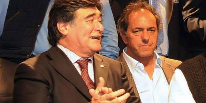 Scioli y Zannini inician formalmente su campaña con una cena en Costa Salguero