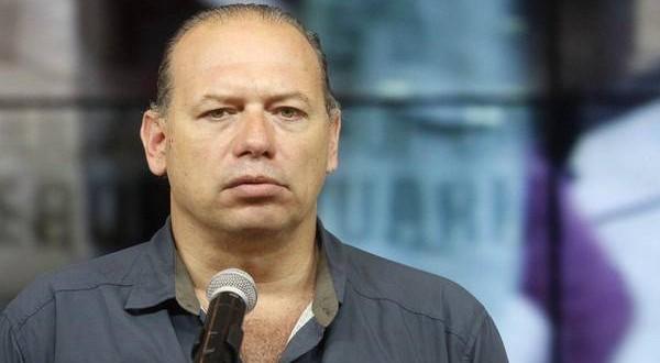 """Sergio Berni: """"Los secuestros extorsivos no se extinguieron"""""""