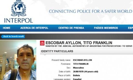 El Taxista acusado de violación continúa siendo buscado por Interpol