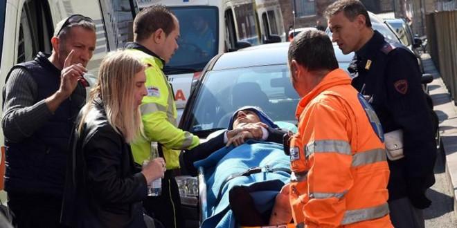 Tiroteo en tribunal de Milán deja al menos 3 muertos