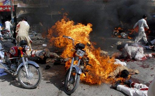 Argentina Condenó un atentado terrorista en Pakistán