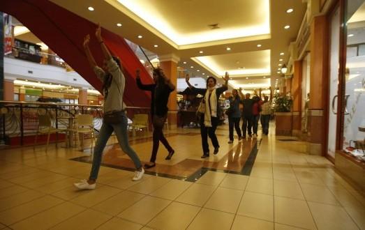 Reabre el centro comercial Westgate de Nairobi