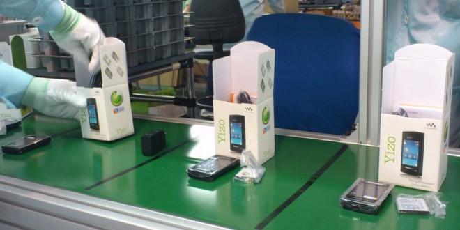 Más componentes nacionales en fabricación de celulares