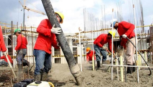 Nuevo récord del consumo interno de cemento en octubre