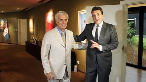 """De la Sota descartó una fórmula con Massa: """"Ganaré las PASO"""""""