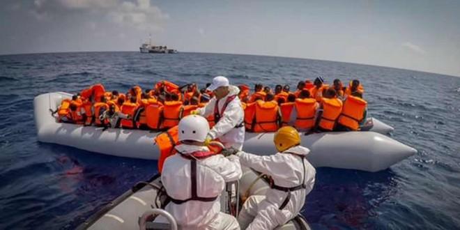 """Amnistía Internacional pidió que se abran nuevas """"rutas legales"""" para que los inmigrantes accedan a la UE"""