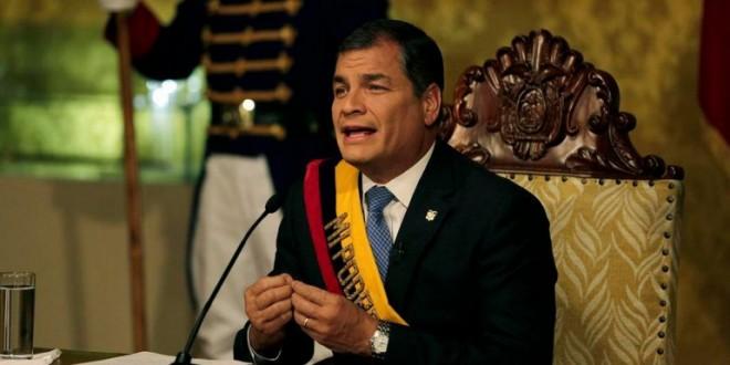 Ecuador: Protestan por proyectos de ley sobre impuestos