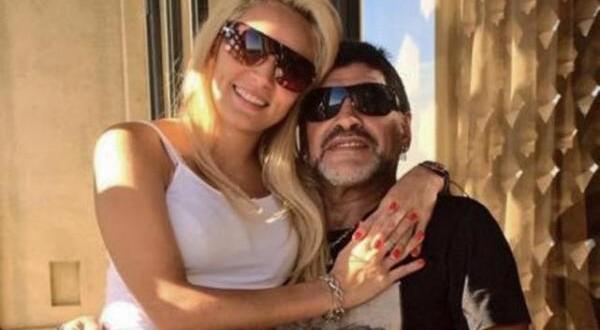 ¿Maradona le levantó la denuncia de robo a Rocío Oliva?