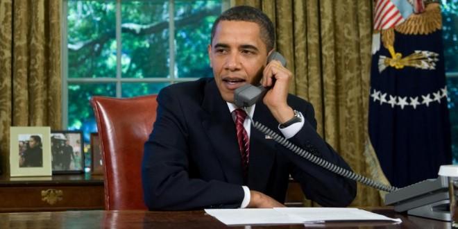 Obama llamó a Macri para darle su felicitación