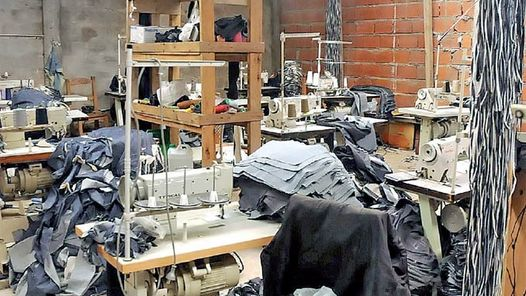La Alameda entregó un listado de 155 talleres clandestinos