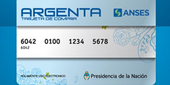 La tarjeta Argenta otorgó préstamos por $15.402 millones
