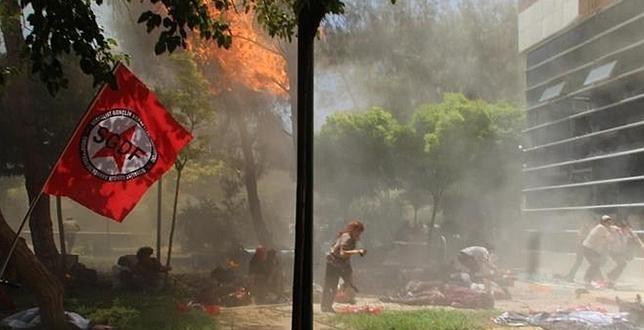 31 los muertos por el atentado suicida en Turquía