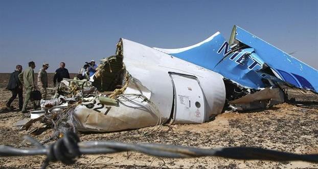 Putin reconoció que la causa de la tragedia aérea en Egipto se debió a una bomba