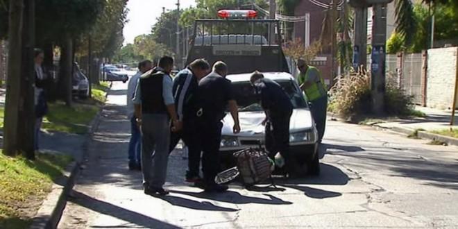 Murió el vigilador atropellado en San Isidro por un auto