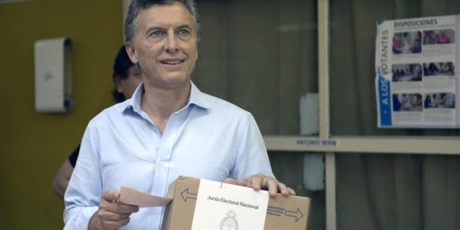 """Macri: """"Comienza una nueva etapa en Argentina"""""""