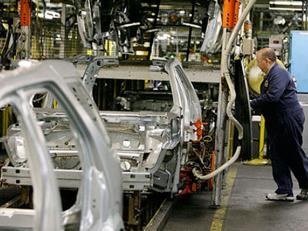 La producción de autos bajó 4,8% que en el mismo mes de 2012